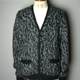 BELAFONTE(ベラフォンテ)_LEOPARD BRUSHED MOHAIR CARDIGAN