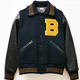 BELAFONTE(ベラフォンテ)_RAGTIME VERSITY JACKET(FRONT:LETTERED PATCH   BACK:THE BELAFONTE STORE CHAIN EMB)