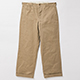BELAFONTE(ベラフォンテ)_RAGTIME CHINO CLOTH TROUSERS with CINCH BACK